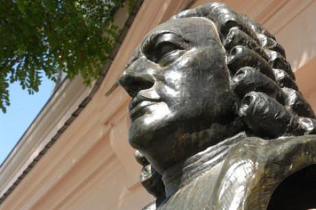 Johann-Sebastian Bach, Bach-über-Bach, Leben Johann Bach