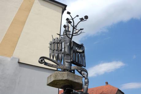 Bach-über-Bach, Johann-Sebastian Bach, Leben Johann Bach
