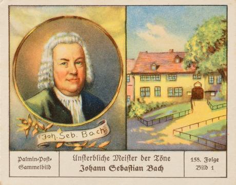 Musik Bach Komponist, Werk Bach-über-Bach, Musikgeschichte Über Bach