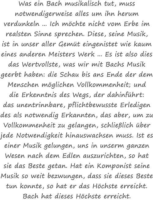 Herrliche Zitate über Johann Sebastian Bach 66 Bach Zitate