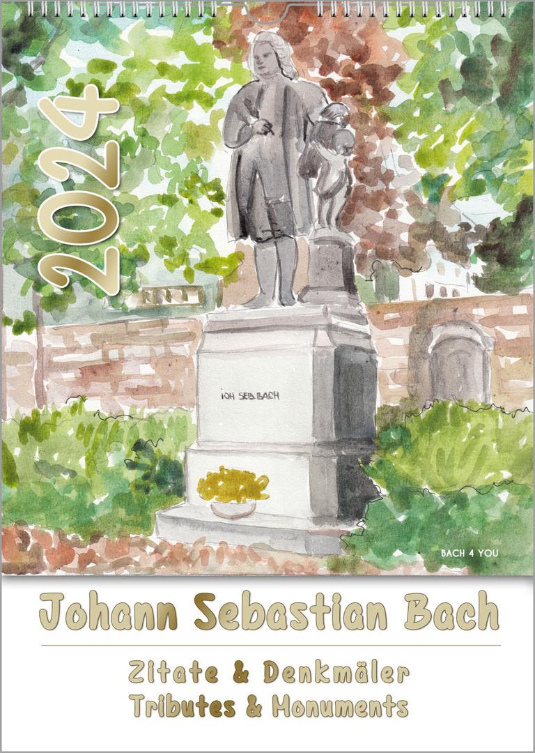 99 Musik-Kalender, Komponisten-Kalender und Bach-Kalender