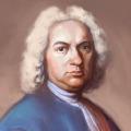 Eines der bekanntesten Bach-Gemälde in Öl.